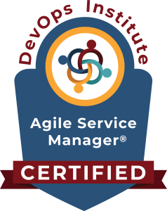 Badge DevOps Institute Agile Service Manager