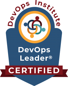 Badge DevOps Institute DevOps Leader