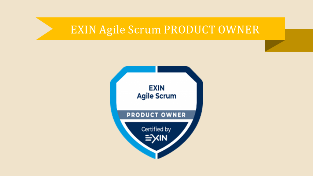 EXIN Scrum Product Owner